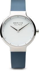 Bering Time Watch - Max Rene - Womens Polished Silver-Tone 15531-700
