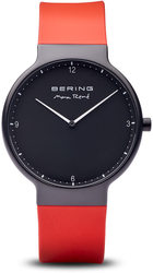 Bering Time Watch - Max Rene - Mens Black Matte 15540-523