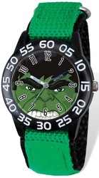 Marvel Kids Hulk Time Teacher Watch