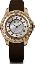 ELLE Watch - W1299 - RADIANT Ion Plated Leather Strap (38mm Case) - LIMITED STOCK