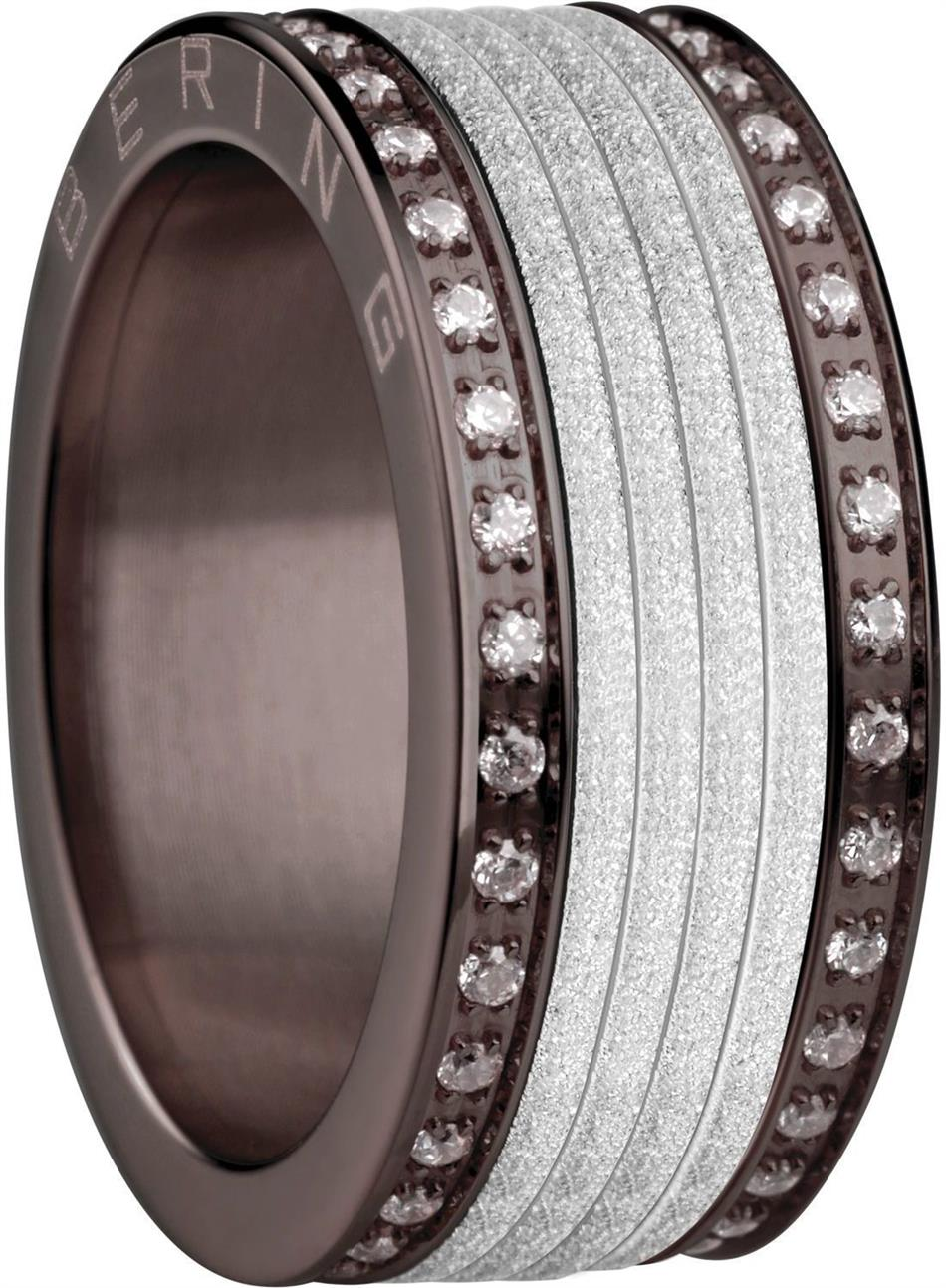 Stainless Steel Bering Rings Interactive jewelry design
