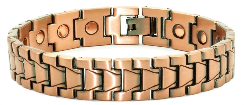 Copper Layered Power - Magnetic Therapy Bracelet or Anklet (CL-20)