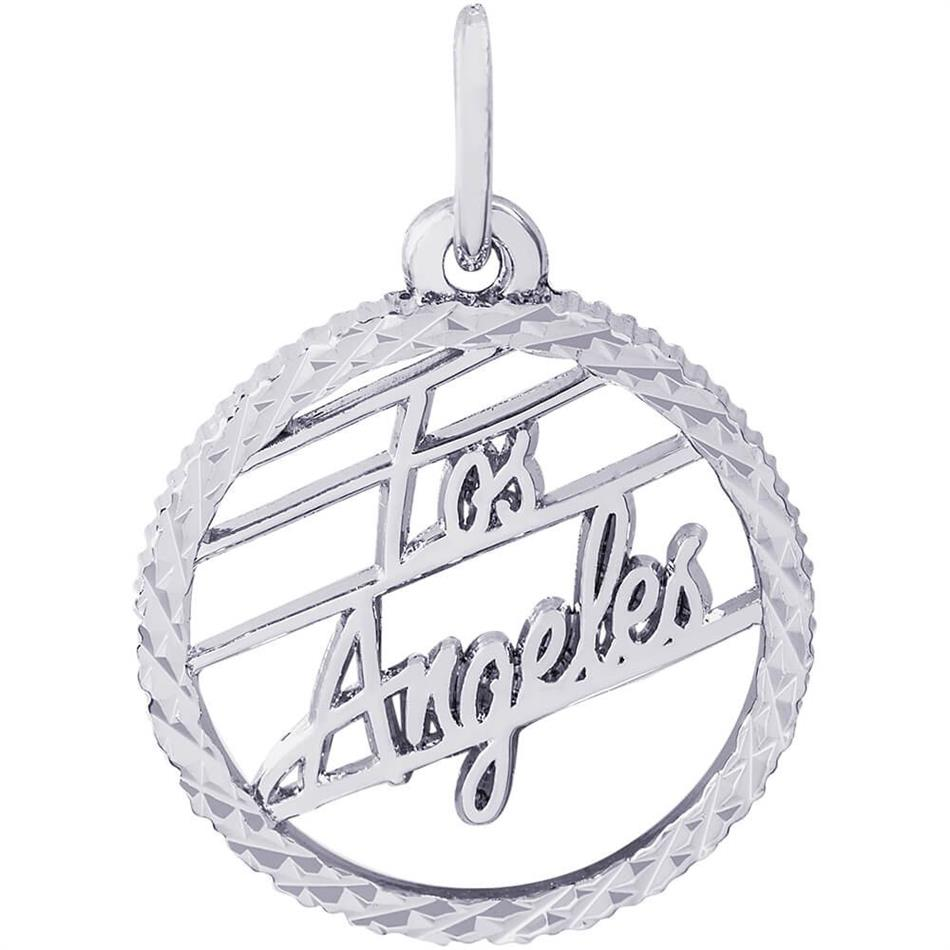 Los Angeles Charm (Choose Metal) by Rembrandt