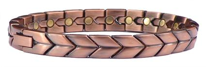 Copper Arrows - Magnetic Therapy Bracelet (CL-6) - DISCONTINUED
