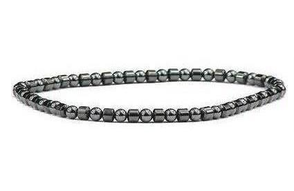 Hematite Pebbles - Magnetic Therapy Anklet (HA-07)