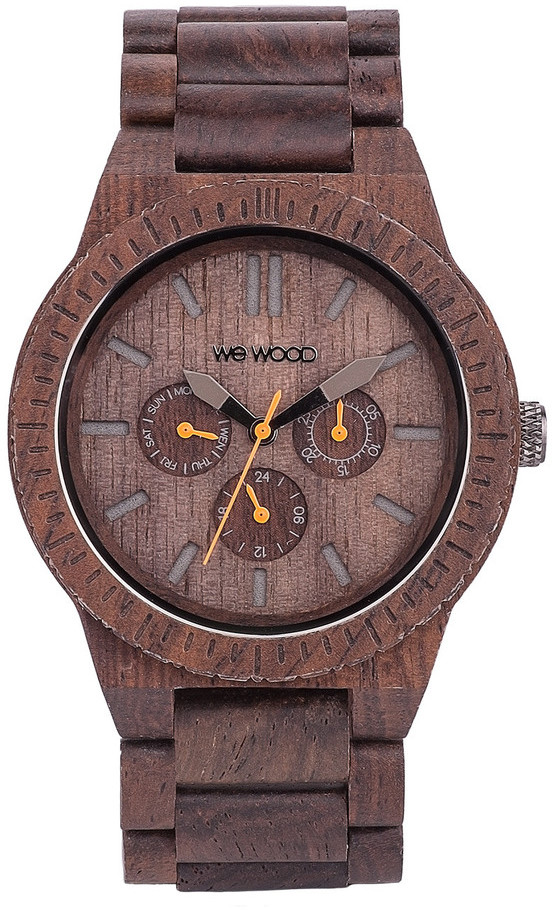 WeWood Wooden Watch - Kappa Chocolate
