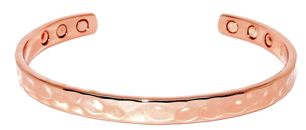 Brilliance - Solid Copper Magnetic Cuff (kw381c)