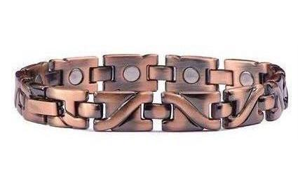 Copper Surf Pro - Magnetic Therapy Bracelet or Anklet (MBC-113)