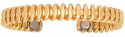 Morphic Field - Sergio Lub Copper Magnetic Therapy Bracelet - Made in USA! (lub771) - DISCONTINUED