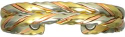 Space Dance - Sergio Lub Copper Magnetic Therapy Bracelet - Made in USA! (lub798) - DISCONTINUED