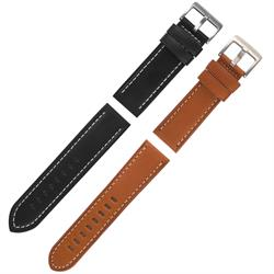 ArmourLite - Replacement Genuine Leather Band - AL800 24mm Brown or Black