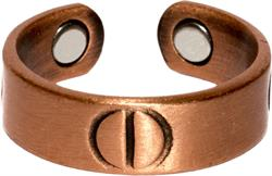 Copper Halo - Magnetic Therapy Ring (CCR-126)