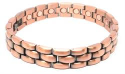 Copper Classic - Magnetic Therapy Bracelet or Anklet (CL-3)