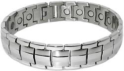 Aristocrat- Stainless Steel Magnetic Therapy Bracelet (CSS-53)