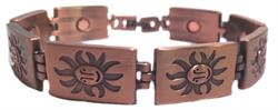 Copper Suns - Magnetic Therapy Bracelet (CLN-9) - DISCONTINUED