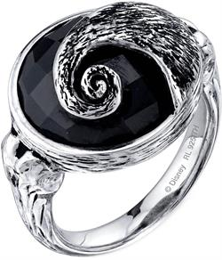 Disney Tim Burtons The Nightmare Before Christmas Sterling Silver Simply Meant To Be Ring