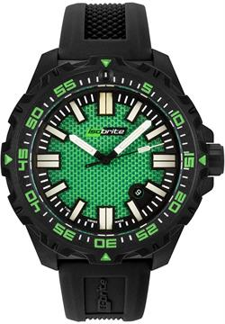 ArmourLite Tritium Watch - Isobrite Afterburner Series Green Dial ISO4002