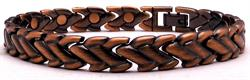 Copper Basket - Magnetic Therapy Bracelet - DISCONTINUED