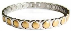 Big Hugs - Stainless Steel Magnetic Therapy Bracelet - DISCONTINUED