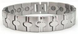 Researcher - Stainless Steel Magnetic Therapy Bracelet (CSS-60)