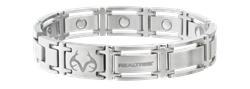 Sabona Realtree Executive Stainless Magnetic - Mens Bracelet (443) - DISCONTINUED