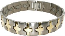 Oracle - Pure Titanium Magnetic Therapy Bracelet