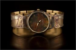 Large Minstrel - WatchCraft (R) Handmade Watch (TORRES13)