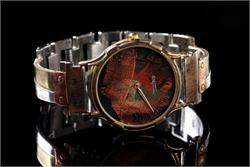 Large Minstrel - WatchCraft (R) Handmade Watch (TORRES13N)