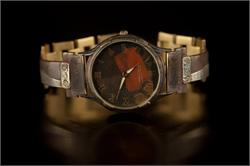 Large Minstrel - WatchCraft (R) Handmade Watch (TORRES23N)
