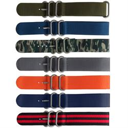 ArmourLite - Replacement Nylon Band - ZB22 22mm Multiple Colors