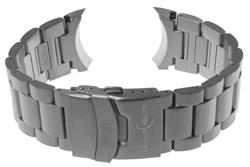 ArmourLite Replacement Stainless Steel Bracelet AL800SS for Officer Series Watches 24mm
