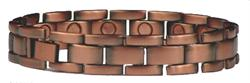 Copper Bricks - Magnetic Therapy Bracelet (CL-4) - DISCONTINUED