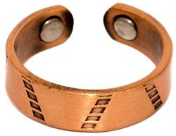 Copper Business Pro - Magnetic Therapy Ring (CR-05)