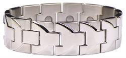 Goliath - Stainless Steel Magnetic Therapy Bracelet (CSS-67)