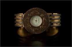 Heaven and Earth - Gaucha - WatchCraft (R) Handmade Watch (GAUCHA)