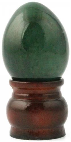 Jade Egg Figurine (Multiple Sizes Available) (HNW-053)