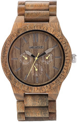 WeWood Wooden Watch - Kappa Army - LIMITED STOCK