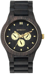 WeWood Wooden Watch - Kappa Black Ro