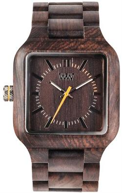 WeWood Wooden Watch - Mira Chocolate