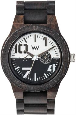 WeWood Wooden Watch - Oblivio Black White - LIMITED STOCK