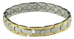 Civility - Stainless Steel Magnetic Therapy Bracelet (ss-151) - DISCONTINUED