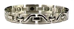 Surf Pro - Stainless Steel Magnetic Therapy Bracelet (SS-6)