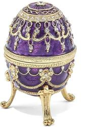 Bejeweled Imperial Purple Musical Egg