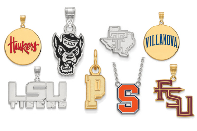 Officially Licensed Collegiate Jewelry