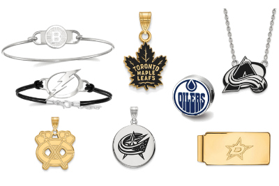 NHL Jewelry Officially Licensed