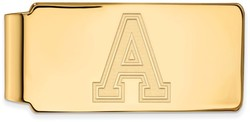 14K Yellow Gold U.S. Military Academy Money Clip by LogoArt