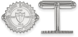 Sterling Silver Florida A&M University Crest Cuff Links by LogoArt