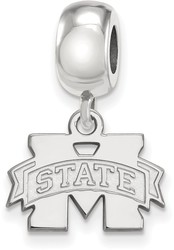Sterling Silver Mississippi State University Toe Ring by LogoArt