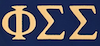 Phi Sigma Sigma Greek Sorority