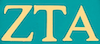 Zeta Tau Alpha Greek Sorority
